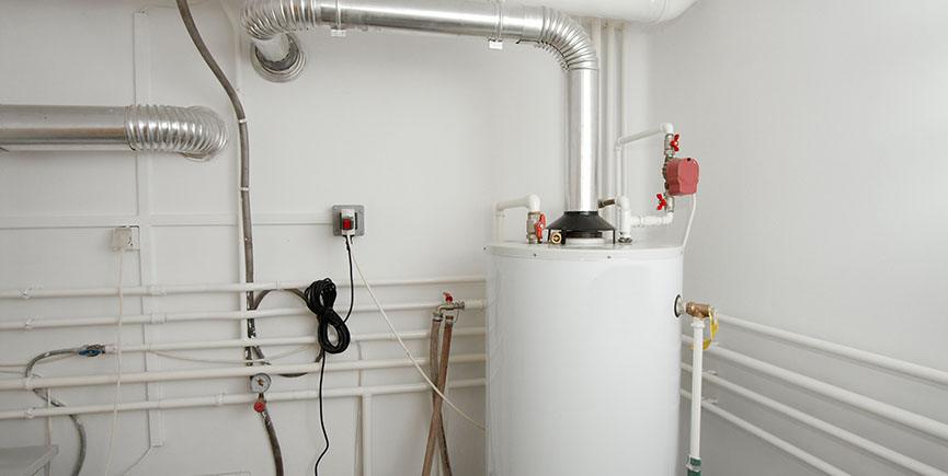 What are the different options for heating houses in winter seasons?