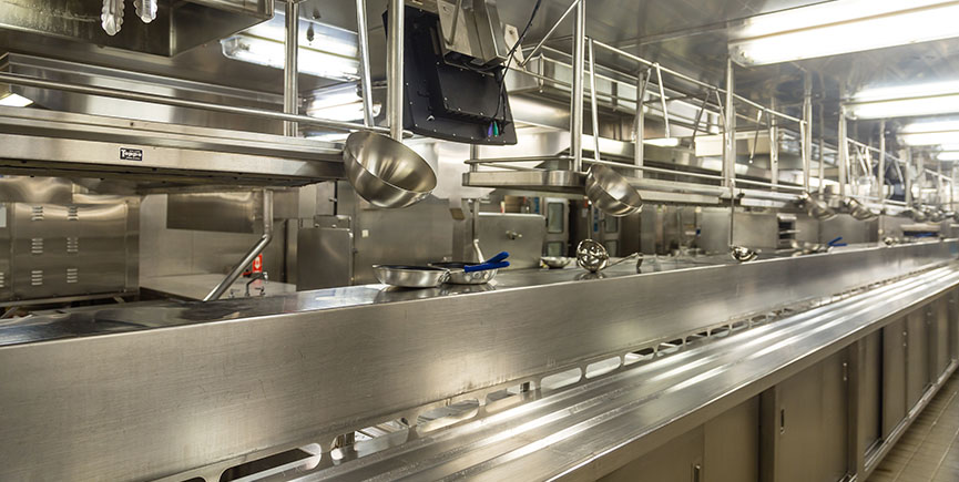 Commercial Cooking Equipment Types