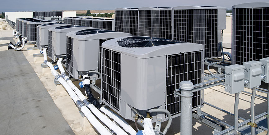 All About Rooftop Air Conditioners